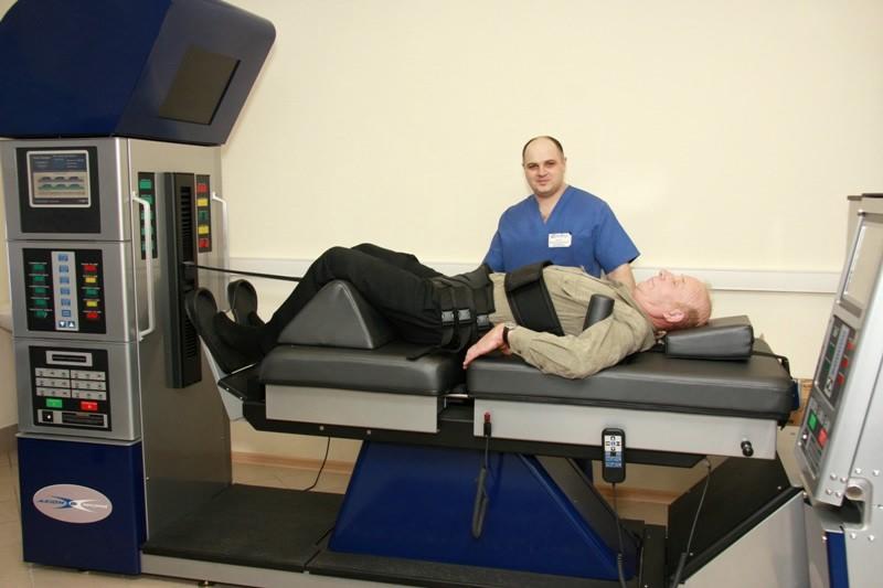 Лечение грыжи позвоночника в ногинске